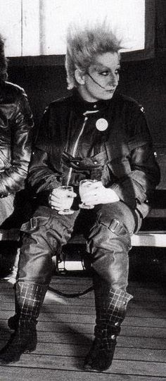 vivian westwood bondage punk 1970