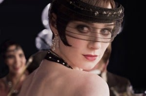 Veil Look: Jordan Baker from Gatsby Movie