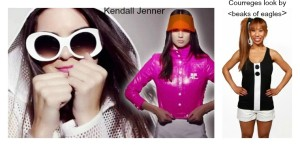 Kendall Jenner now model for Estee Lauder and Courreges