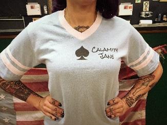 Calamity Jane ™ - Logo T